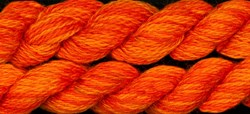 Weeks Dye Works Crewel Wool Yarn - Pumpkin