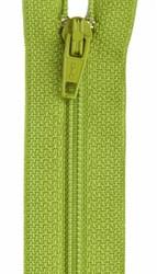 All-Purpose Polyester Coil Zipper 14in Kiwi