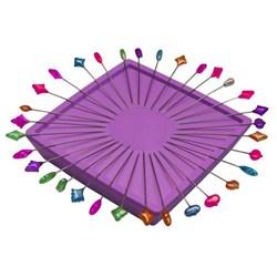 Zirkel Magnet - Purple!