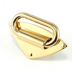 Diamond Strap Anchors Gold 4ct