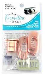 Small Turn Lock - Copper (1 per pack)
