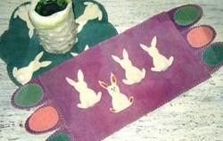 Vintage Find!  Bunny Hop Pattern