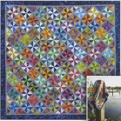 Carousel Pattern by Jacqueline de Jonge