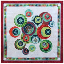 Dream Flight Pattern with Foundation Papers by Jacqueline de Jonge