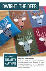 Dwight the Deer Pattern by Elizabeth Hartman