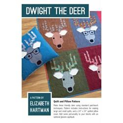 Dwight the Deer Pattern by Elizabeth Hartman