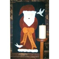 Santa's Wish  Wool Pattern