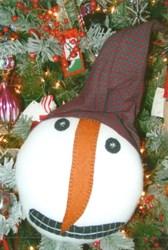 Snowballs Penny Rug Pattern