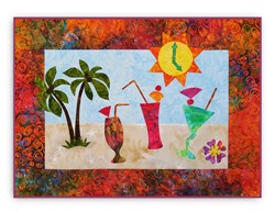 Pin It Up Wall Hanging Series<br> June - It's 5 o'Clock Somewhere