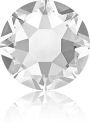 Swarovski 2078 XIRIUS Rose Hotfix <br>CRYSTAL  SS16 #001