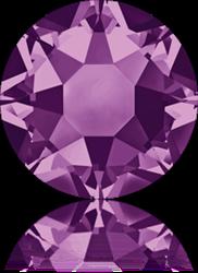 Swarovski 2078 XIRIUS Rose Hotfix <br>AMETHYST  SS16 #204