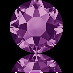 Swarovski 2078 XIRIUS Rose Hotfix AMETHYST  SS16 #204