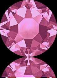 Swarovski 2078 XIRIUS Rose Hotfix <br>ROSE SS16 #209