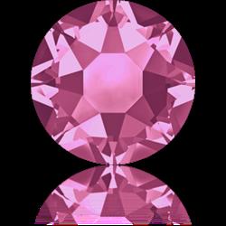 Swarovski 2078 XIRIUS Rose Hotfix ROSE SS16 #209