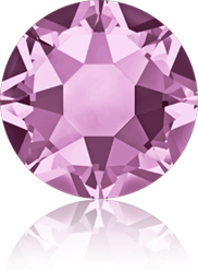 Swarovski 2078 XIRIUS Rose Hotfix <br>LIGHT AMETHYST SS16 #212