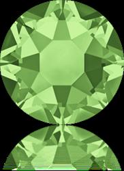 Swarovski 2078 XIRIUS Rose Hotfix <br>PERIDOT SS16 #214