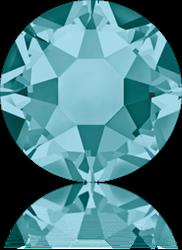 Swarovski 2078 XIRIUS Rose Hotfix <br>BLUE ZIRCON  SS16 #229