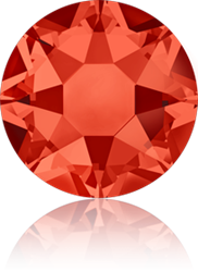 Swarovski 2078 XIRIUS Rose Hotfix <br>HYACINTH  SS16 #236