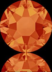 Swarovski 2078 XIRIUS Rose Hotfix <br> FIRE OPAL  SS16 #237