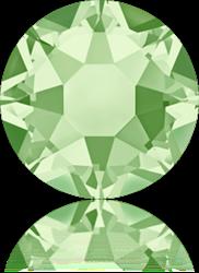 Swarovski 2078 XIRIUS Rose Hotfix <br>CHRYSOLITE SS16 #238