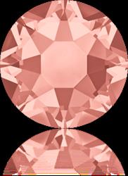 Swarovski 2078 XIRIUS Rose Hotfix <br>ROSE PEACH SS16 #262
