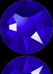 Swarovski 2078 XIRIUS Rose Hotfix <br>MAJESTIC BLUE  SS16 #296