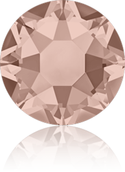 Swarovski 2078 XIRIUS Rose Hotfix <br>VINTAGE ROSE  SS16 #319