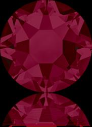 Swarovski 2078 XIRIUS Rose Hotfix <br>RUBY SS16 #501