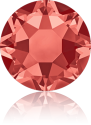 Swarovski 2078 XIRIUS Rose Hotfix <br>PADPARADSCHA SS16 #542