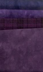 Grape Soda Wool Stack