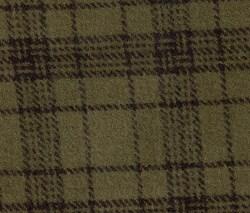 Green Grass Plaid -  Fat Quarter - 100% Hand Dyed Wool