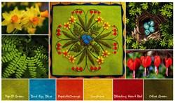 Limited Edition Burst of Spring Wool Bundle - Plus Free Bonus Pattern