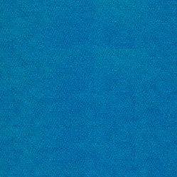 Weeks Dye Works Electric Blue Solid  Wool Fat Quarter