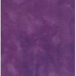 Violet Hand Dyed Wool Fat Sixteenth