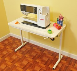 Gidget II Sewing Machine Table by Arrow