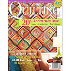 American Patchwork & Quilting April 2013 - Issue 121