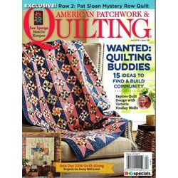 American Patchwork & Quilting April 2016 - Issue 139