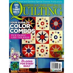 American Patchwork & Quilting June 2016 - Issue 140