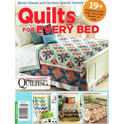 Quilts For Every Bed - Better Homes & Gardens - Special Interest Publication