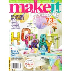 Make It Yourself - Better Homes & Gardens - Special Interest Publication Spring Summer 2014