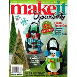 Make It Yourself Better Homes & Gardens Special Interest PublicationFall/Winter 2016