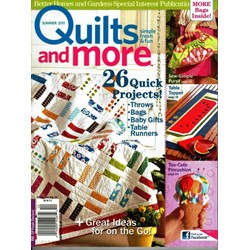 Quilts & More Summer 2011