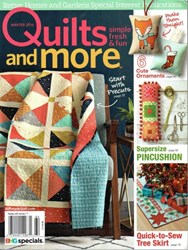 Quilts & More Winter 2016