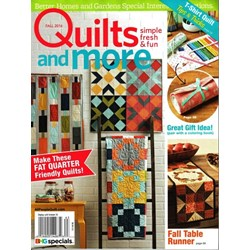 Quilts & More Fall 2016