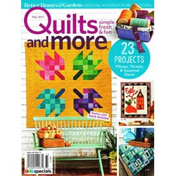 Quilts & More Fall 2017