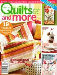 Quilts & More Spring 2014