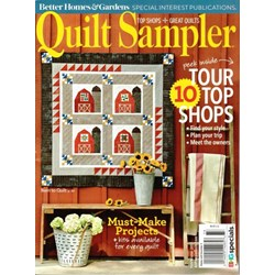 Quilt Sampler Fall/Winter 2017