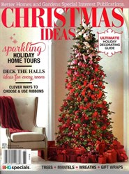 Christmas Ideas 2016 <br>Better Homes & Gardens<br> Special Interest Publication