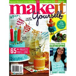Make it YourselfBetter Homes & Gardens Special Interest Publication 2016