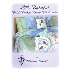 Little Packages Pattern Booklet by Bittersweet Blessings